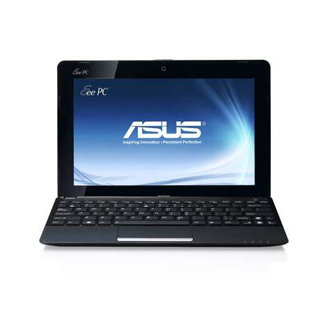 Laptop Asus Eee Pc X201e asus eee pc 1015px su17 bk 10 1 inch netbook the tech journal