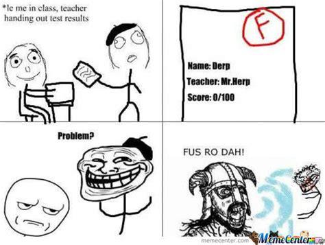 Meme Ro - fus roh dah by le mao meme center