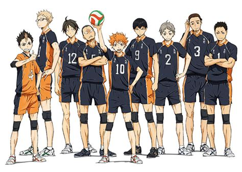 film volleyball anime haikyu anime gets trailer capsule computers