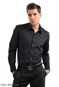 what color with black shirt camisa negra y pantal 211 n negro para hombre