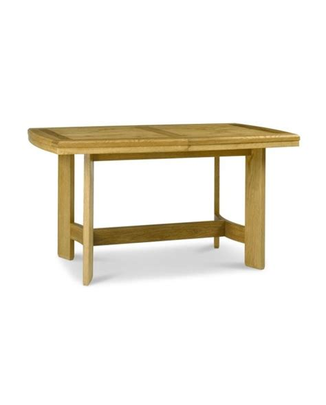 bentley designs turner 4 6 centre extension dining table