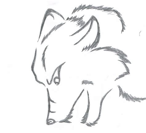 angry wolf coloring page how to draw angel wolf