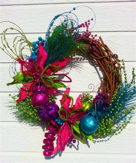 christmas grapevine wreath holiday wreath
