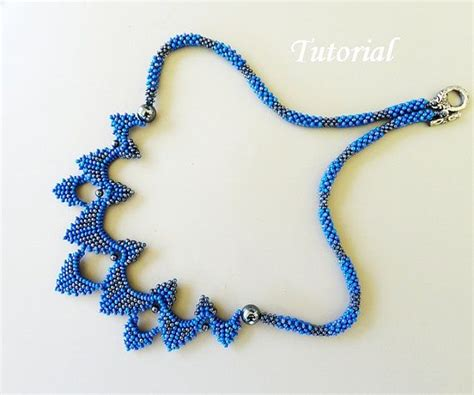 sydney bead shop sydney beaded necklace beading tutorial beadweaving