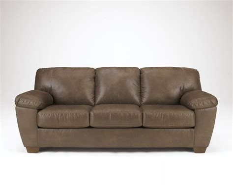 Ashley Furniture Signature Design Amazon Walnut Sofa