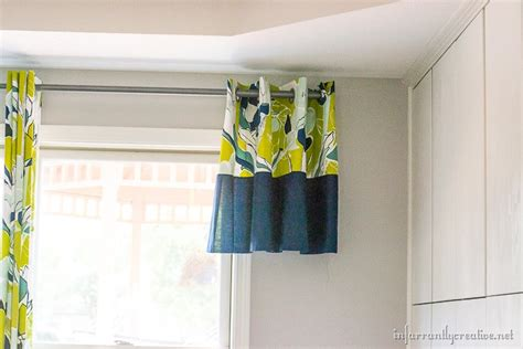 how to add length to curtains adding length to curtains with a middle panel