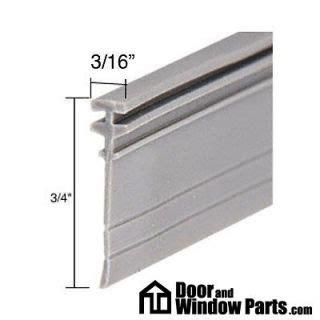 T Shaped Shower Door Seal Shower Door Replacement Sweep Seal Wipe Style