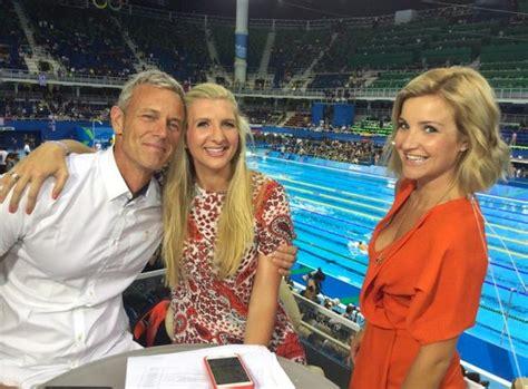 helen skelton rio olympics 2016 host wardrobe malfunction helen skelton stuns olympics viewers again in gorgeous