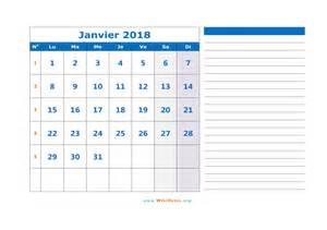 Kalender 2018 Januari Calendrier 2018 224 Imprimer Wikidates Org