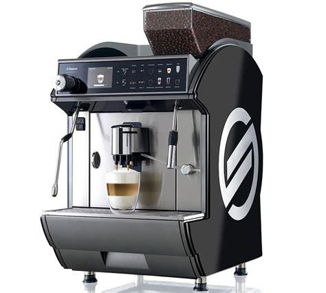 Machine à Café Broyeur 215 by Saeco Idea Cappuccino Machine Avec Broyeur Professionnelle