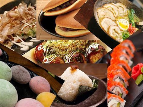 makanan khas jepang  cukup populer  indoneisa