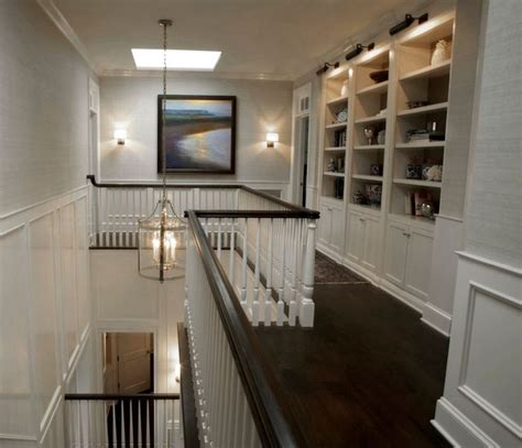 built in shelves light idea hallways entry pinterest