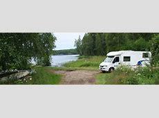 Mit dem Wohnmobil nach Schweden Lelang Angeln