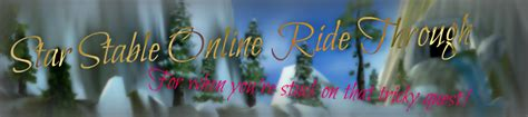 star stable online ride through for when youre stuck on banner contest results star stable online ride through