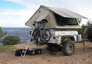 hitch up to adventure with this trailer outside