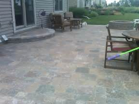 Pavers For Patio Brick Pavers Canton Plymouth Northville Arbor Patio Patios Repair Sealing