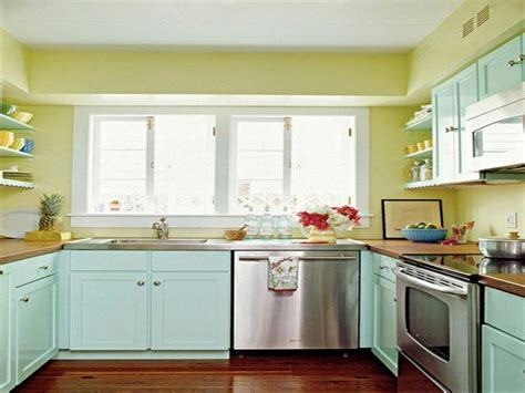 yellow painted kitchen cabinets yellow painted cabinets