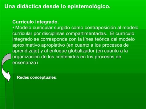Modelo Curricular Globalizador Didactica Multigrado Limber Santos