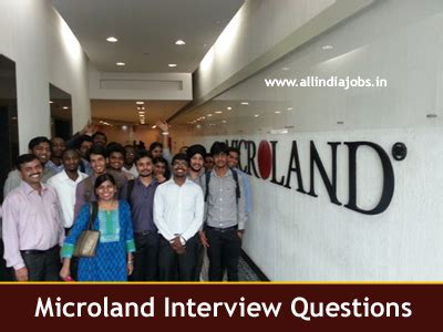 Questions For Mba Hr Freshers by Microland Questions Technical Hr For