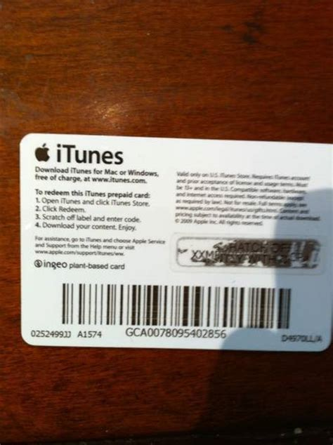 Itunes Gift Card Picture - free redeem roblox cards codes 2017
