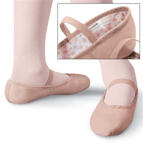 capezio slippers capezio leather ballet shoe