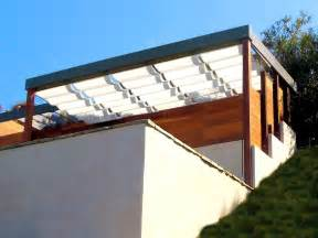 Pull Out Awnings For Decks Slide Wire Canopy By Superior Awning In Southern