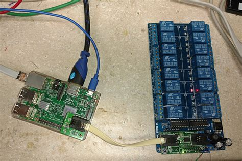 Relay Board For Raspberry Pi 3 Channel iowa scaled engineering llc