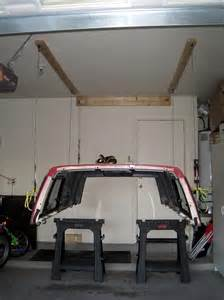 Truck Canopy Hoist by Hoist Truck Images