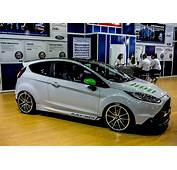 Ford Fiesta Tuning Aufnahme Auto Z&252rich 2014