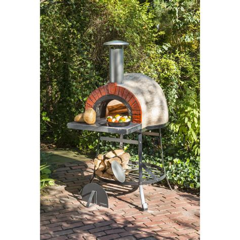 outdoor brick ovens insteading