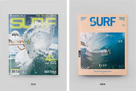 libro daily inspiration for the editorial design transworld surf magazine