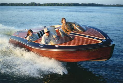 speed boat wooden wooden speed boat blast from the past pinterest