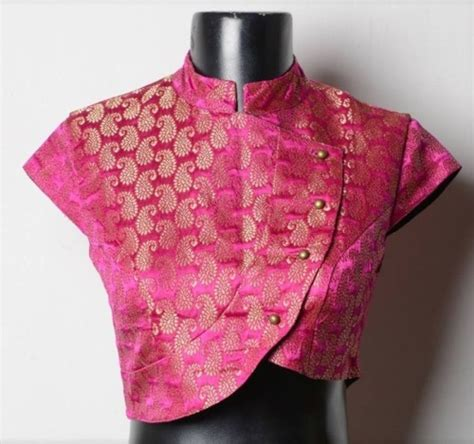design jacket blouse 15 alluring look bridal blouse designs fashion in 2018