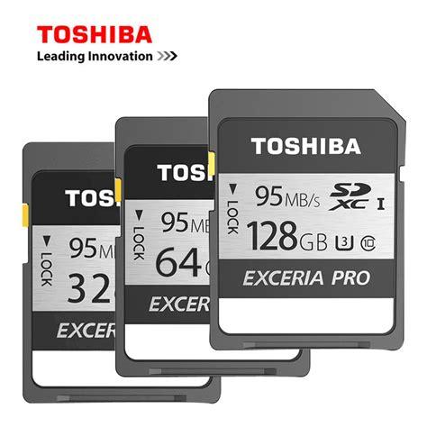 Memory Toshiba 16gb Original 100 original toshiba exceria 128gb 64gb 32gb 16gb class