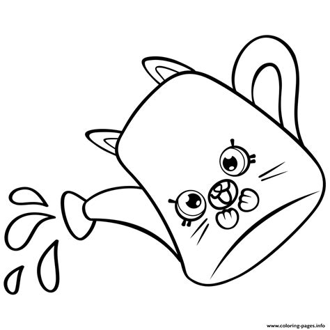 shopkins coloring pages of petkins shopkins petkins coloring page download 7 shopkins