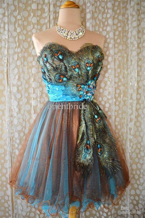 peacock themed quinceanera dresses peacock quencenera dress google search dresses