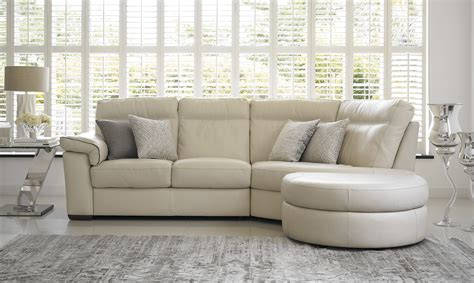 leather corner sofas for small rooms clean chic 5 white interior looks for a minimalist home