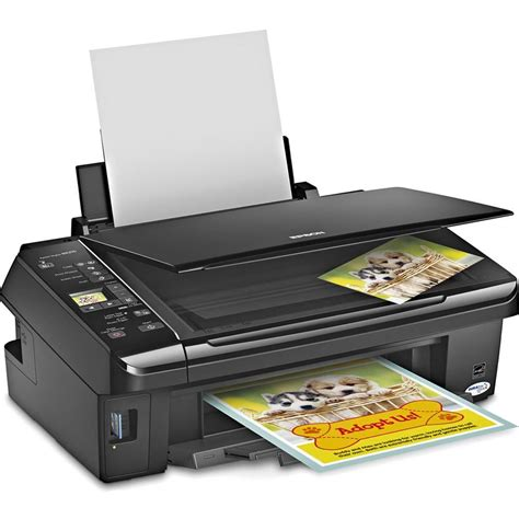 Printer Epson All In One epson nx215 stylus all in one inkjet printer c11ca47231 b h