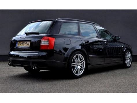 Audi A4 1 8t Chiptuning by Audi A4 B6 2003 Avant 1 8t 110kw Quattro S Line 1 Car Tuning