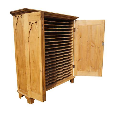 vintage wood file cabinet vintage pine wood file cabinet ebay