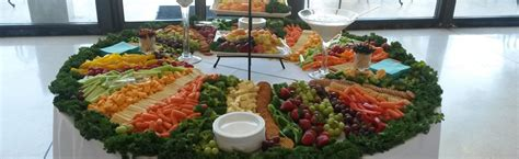 Veggie Table by Personal Touch Catering Of Southwest Florida