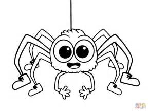 spider coloring incy wincy spider coloring page free printable coloring