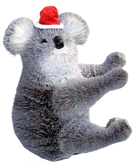 koala christmas tree topper large the land down under
