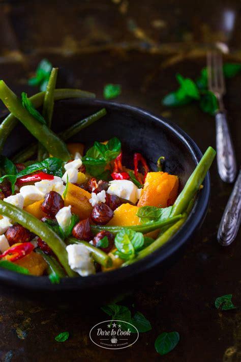 Green Bean Ejmi 60ml spicy green bean and pumpkin salad kulinarny to cook