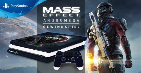 Sony Ps4 Mass Effect Andromeda ps4 pro edici 243 n limitada horizon zero y mass effect
