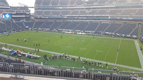 lincoln sections lincoln financial field section c25 philadelphia eagles
