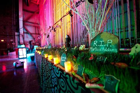 Halloween Event Themes | 30 halloween party ideas decor entertainment food and more