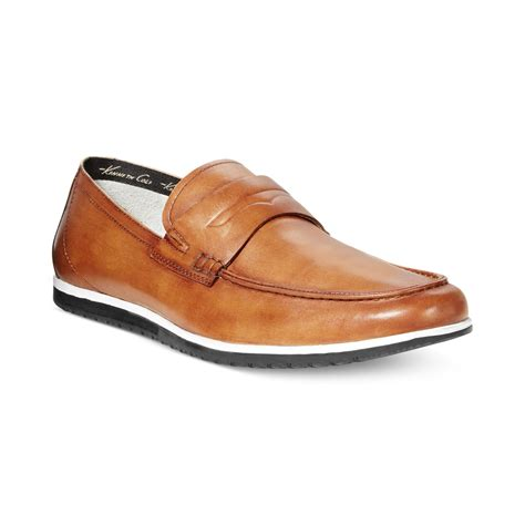 kenneth cole loafer kenneth cole joe dont loafers in brown for