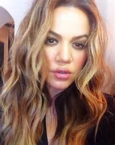 khloe new hair color khloe balayage 2016