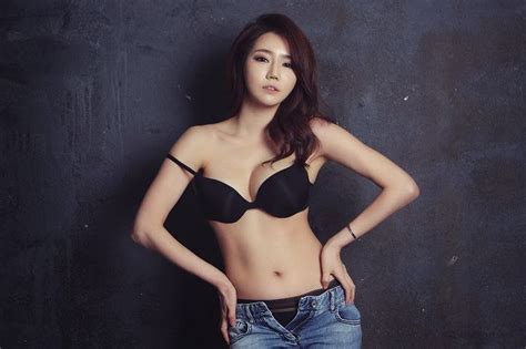 Shoo Yun Nam han ga eun korean models